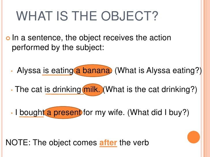 subject and object questions explanation pdf