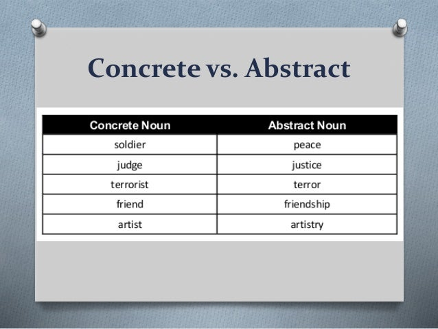 list of concrete nouns pdf