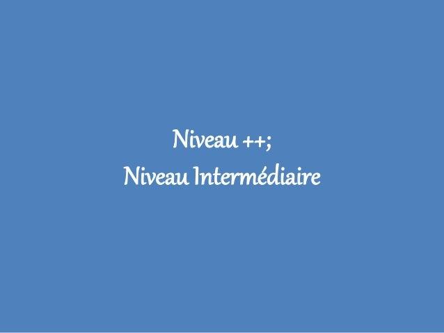 La Semaine Du Web - 2013  WordPress Algérie  Niveau intermédiaire • Prendre toutes les précautions nécessaire à la protect...
