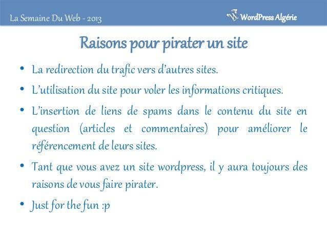 Sécuriser votre site WordPress n'est pas une affaire de spécialiste !