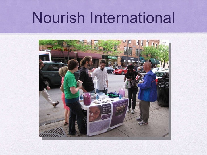 Nourish International