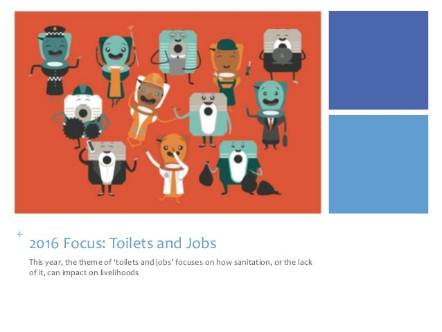 world toilet day time to make a difference - Jobs That Make A Difference In The World