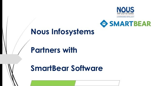 Nous Infosystems Partners with SmartBear Software