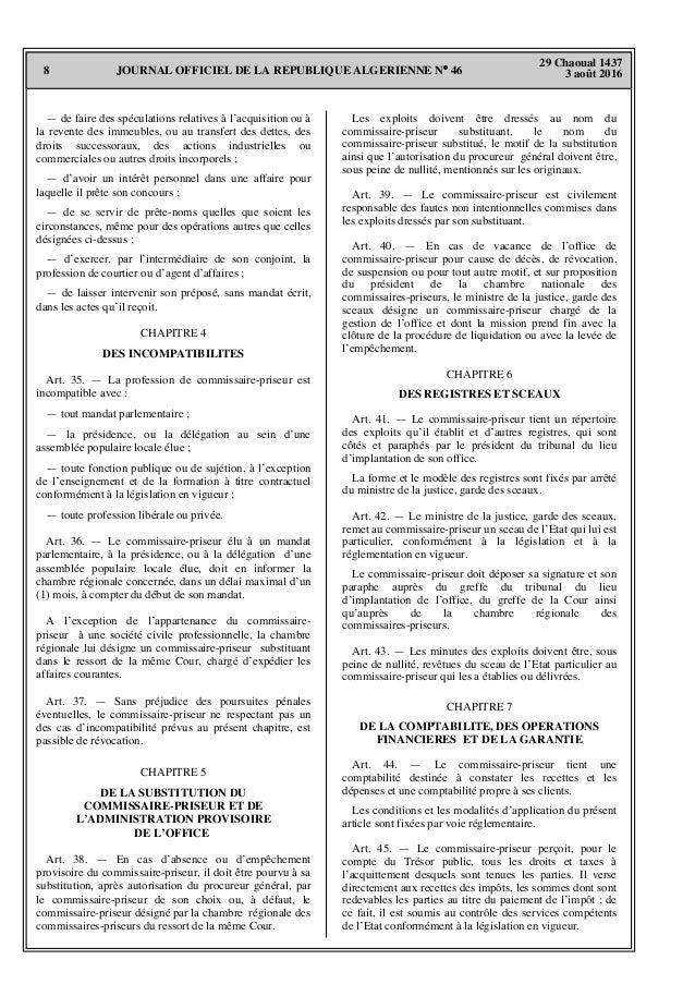 Nouveau Code Des Investissement Algerie