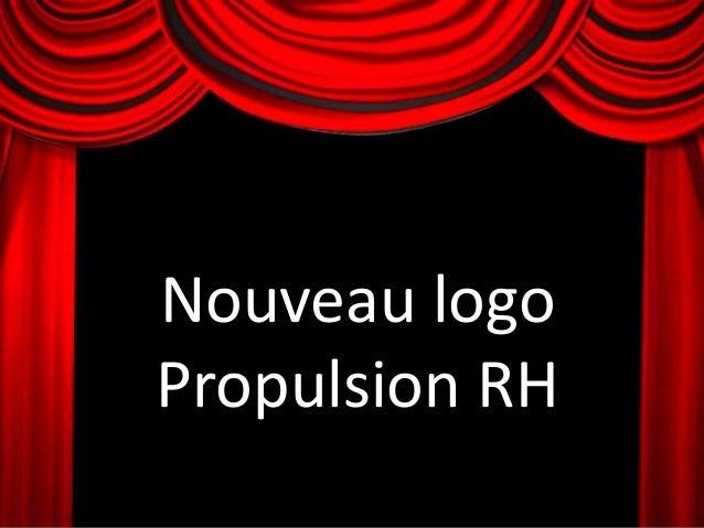 Nouveau logo Propulsion RH