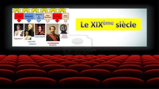 La Restauration 1815 - 1830 Louis XVIII Charles X Les derniers Bourbons