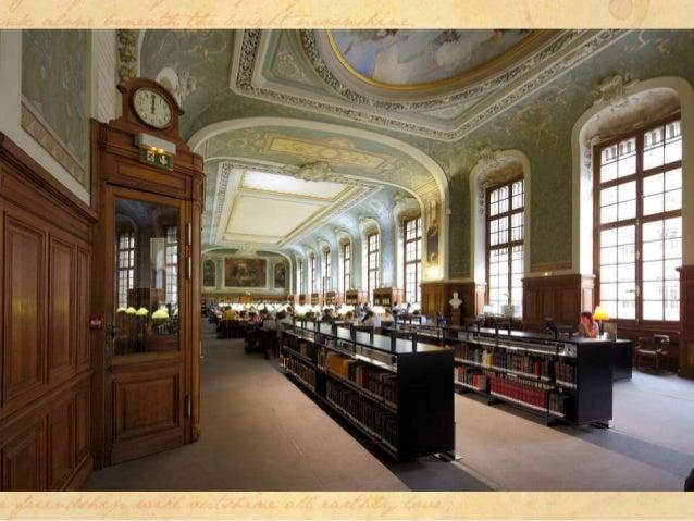 Salle jacqueline de romilly - Bibliotheque jacqueline de romilly ...