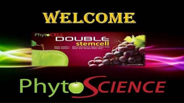 présentation phytoscience