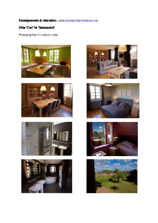 dossier de presse nouveaut 2014 s journez chambord pendant le br. Black Bedroom Furniture Sets. Home Design Ideas