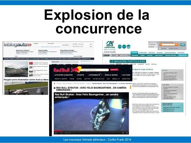 Le Télégramme Les nouvelles facettes du journalisme IFRA - 2008-2009Les nouveaux formats éditoriaux - Cyrille Frank 2014 E...