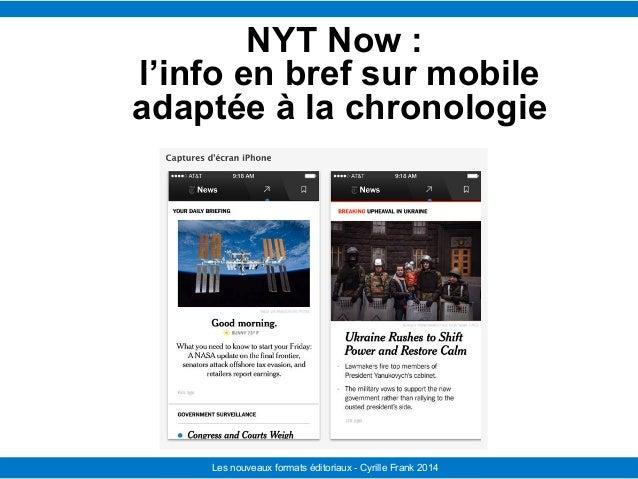 Le Télégramme Les nouvelles facettes du journalisme IFRA - 2008-2009Les nouveaux formats éditoriaux - Cyrille Frank 2014 N...