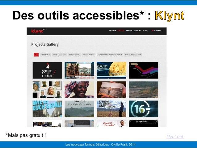 Le Télégramme Les nouvelles facettes du journalisme IFRA - 2008-2009Les nouveaux formats éditoriaux - Cyrille Frank 2014 k...