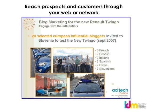 IDM Internet Marketing Strategy