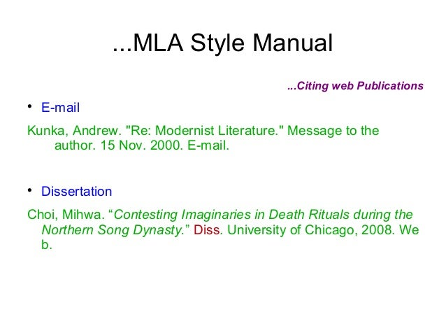 how to cite a song mla