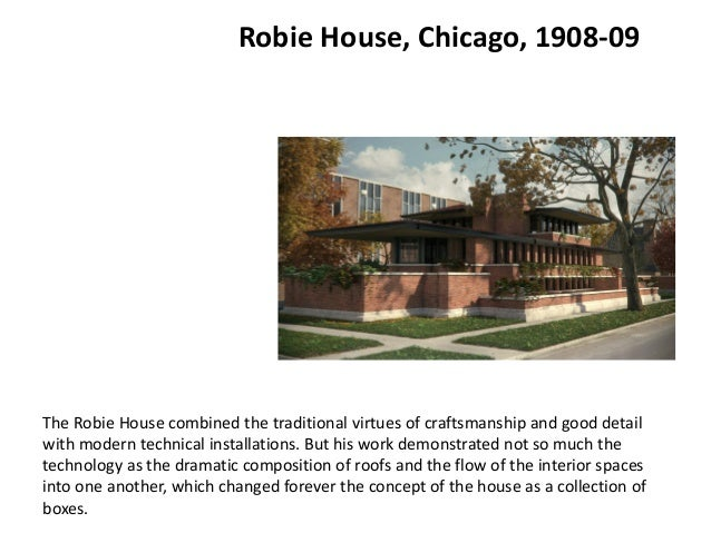 History of Architecture 2 Nov 2012 modern architecture