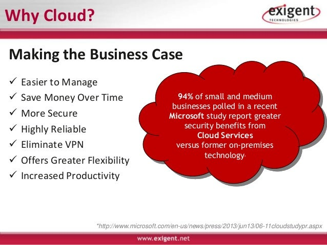 Cloud Computing: Case Studies and Total Cost of Ownership