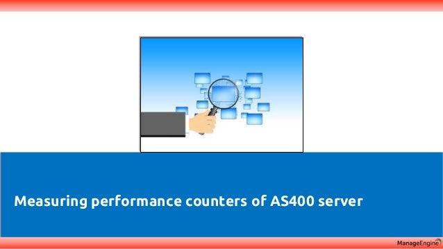 IBM Db2, system i and AS400 monitoring