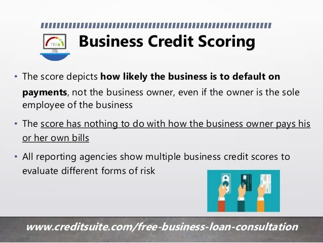 how to build business credit score
