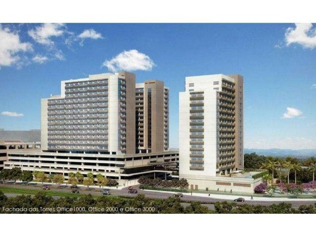Nova América Shopping Corporate Offices