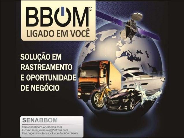 Nova apresentação bbom brasil atualizada 10 abril