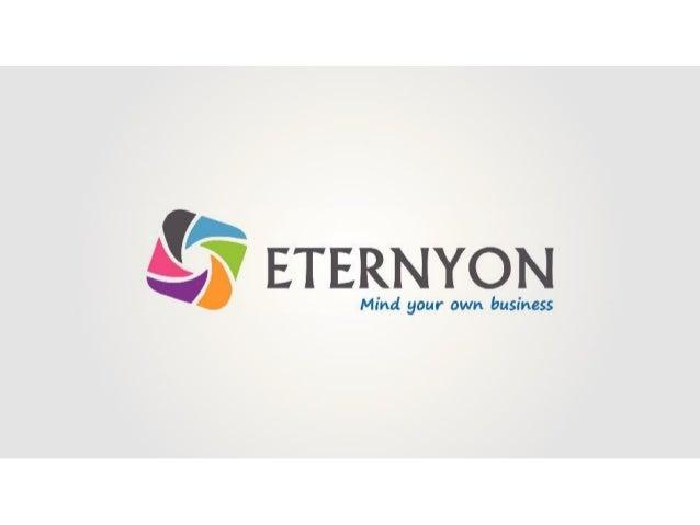 Eternyon nova apresentação 2.0- Portal SOS
