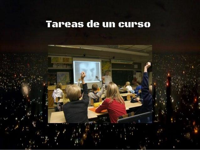 ¿Sueñan los profes con tareas eclécticas? Slide 2