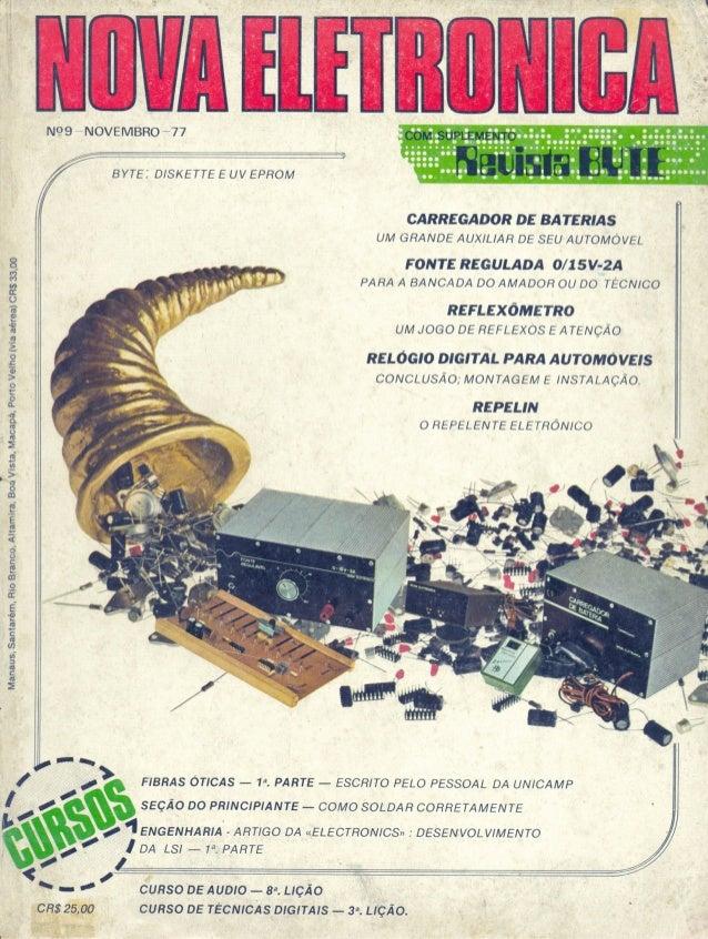 Nova eletrônica   09 nov1977