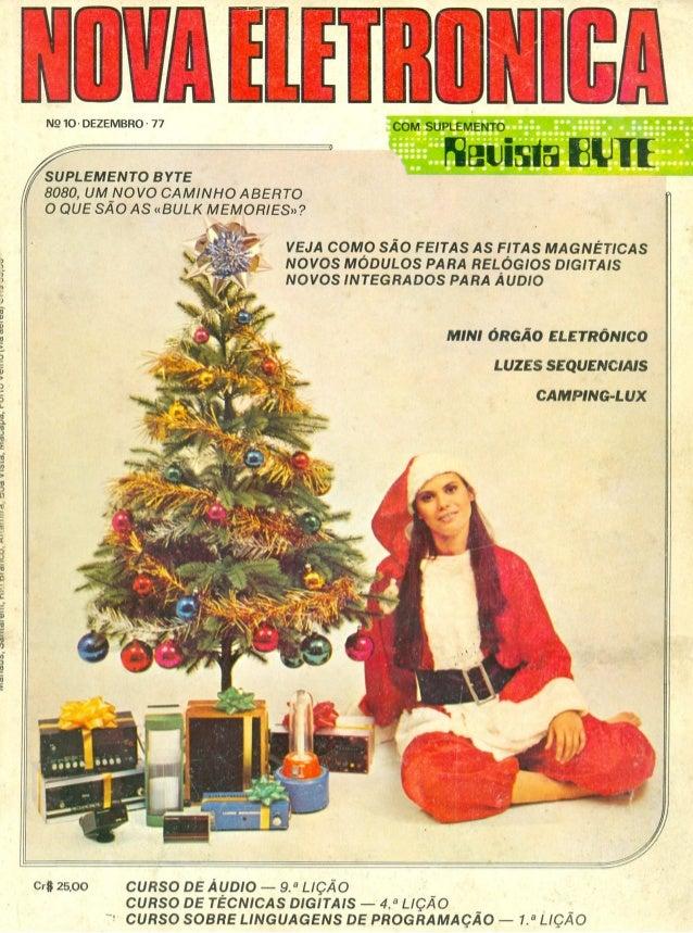 Nova eletrônica   10 dez1977