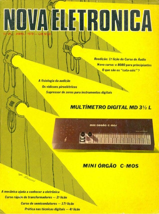 Nova eletrônica   26 abr1979