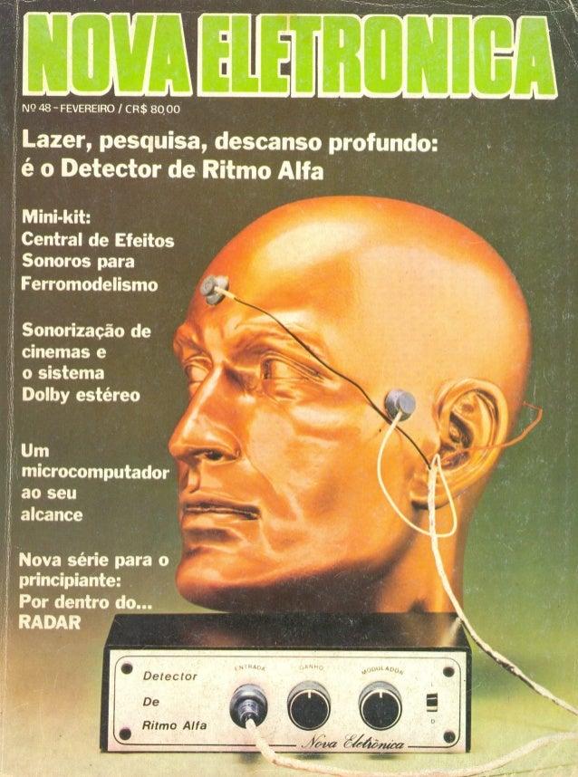 Nova eletrônica   48 fev1981