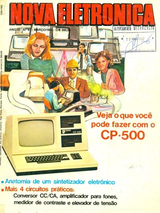 Nova eletrônica   61 mar1982
