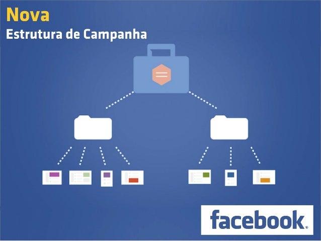 Nova Estrutura de Campanha no Facebook