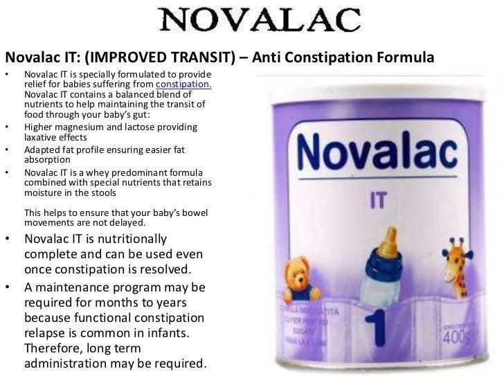 Novalac Type