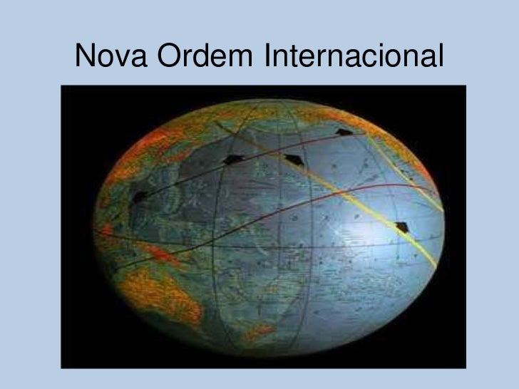 Nova Ordem Internacional<br />