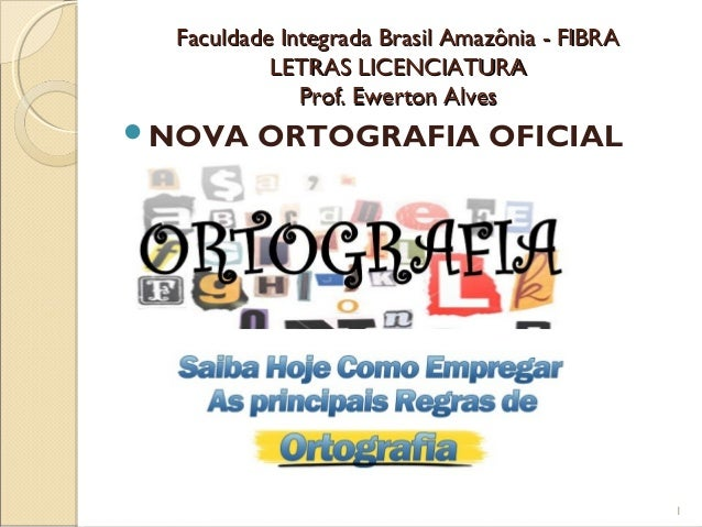 Faculdade Integrada Brasil Amazônia - FIBRAFaculdade Integrada Brasil Amazônia - FIBRA LETRAS LICENCIATURALETRAS LICENCIAT...