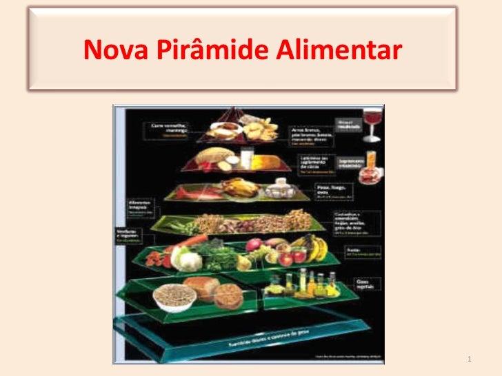nova piramide alimentar