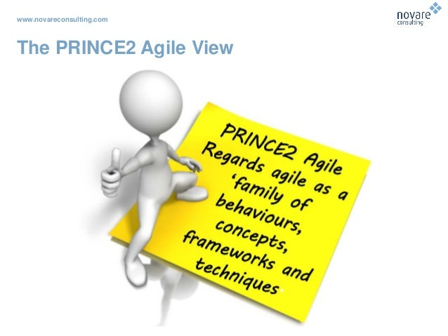 www.novareconsulting.com The PRINCE2 Agile View