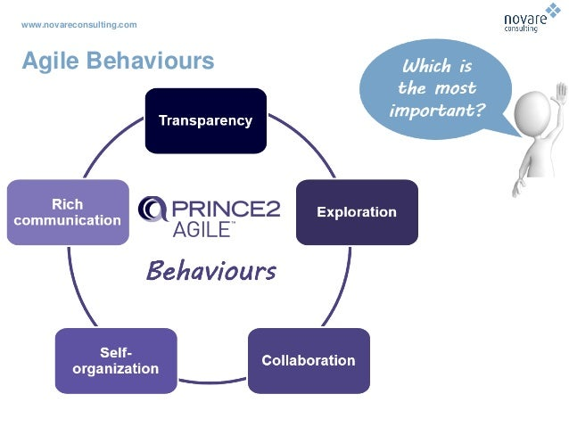 www.novareconsulting.com Agile Behaviours