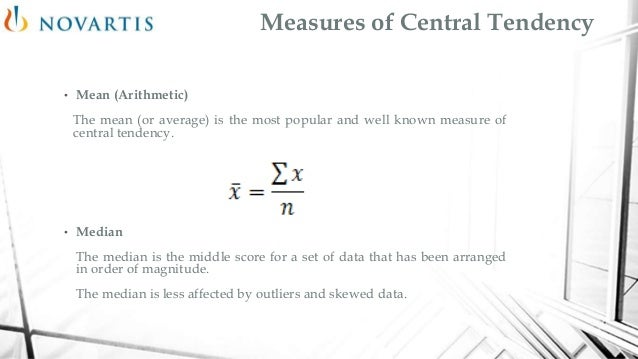 strengths and weaknesses of the measures of central tendency and dispersion Discuss some of the strengths and weaknesses associated with measures of central tendency to describe the average income of people across the united states.