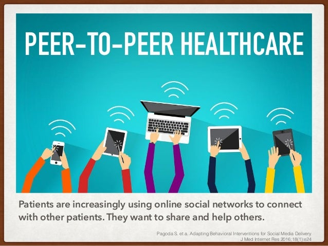 Patients are increasingly using online social networks to connect with other patients. They want to share and help others....