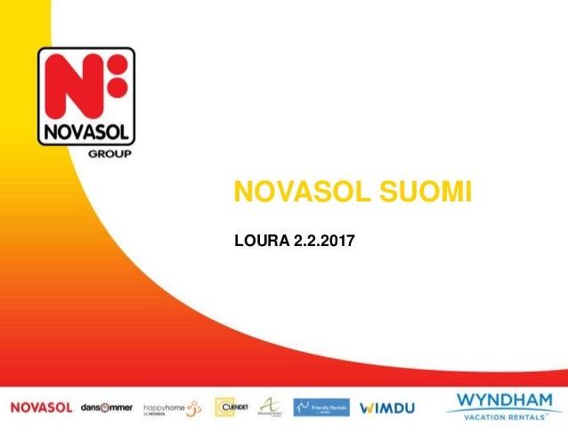 NOVASOL SUOMI LOURA 2.2.2017