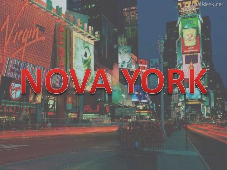 NOVA YORK<br />