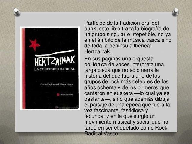 Partícipe de la tradición oral del punk, este libro traza la biografía de un grupo singular e irrepetible, no ya en el ámb...
