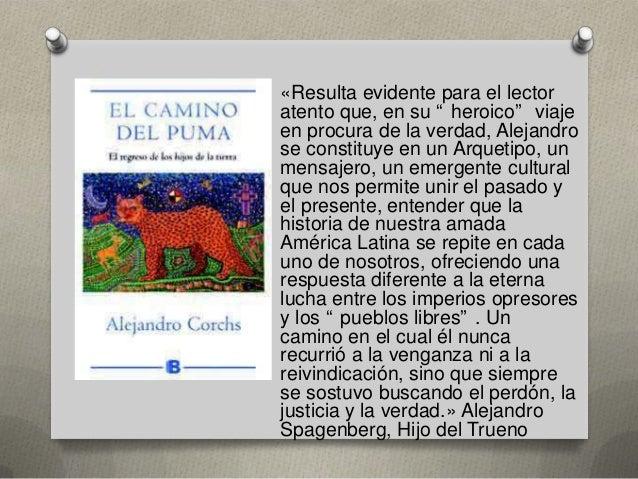 """«Resulta evidente para el lector atento que, en su """" heroico"""" viaje en procura de la verdad, Alejandro se constituye en un..."""