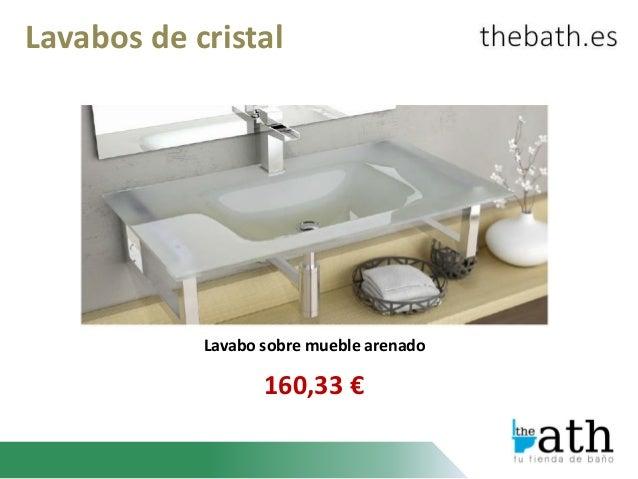 uac lavabo sobre mueble arenado lavabos de cristal