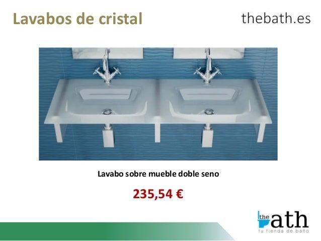 Muebles Bano Lavabo Cristal.Novedades Y Ofertas De Lavabos Online