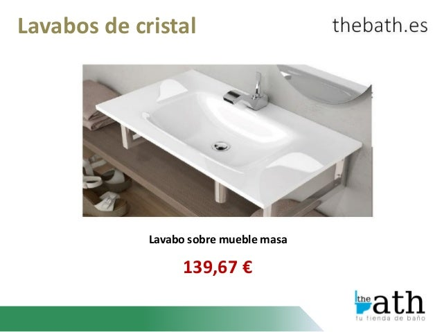 uac lavabo sobre mueble masa lavabos de cristal