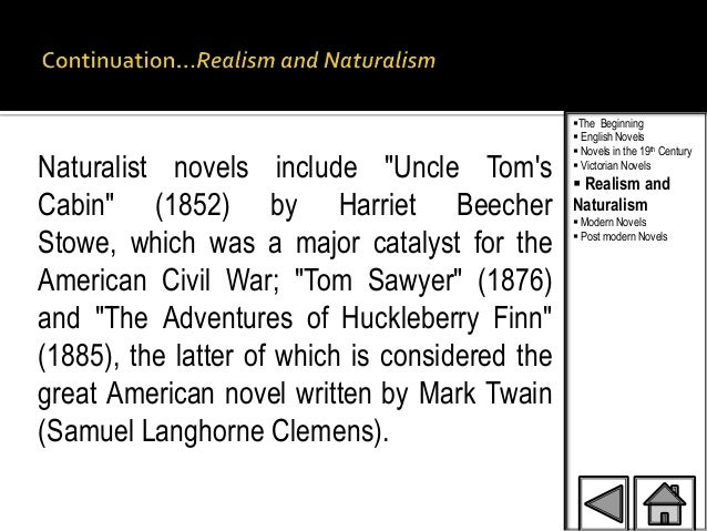 an analysis of the romanticism and realism in mark twains novel adventures of huckleberry finn Get free homework help on mark twain's adventures of huckleberry finn: twain's the adventures of huckleberry finn romanticism versus huck's realism.