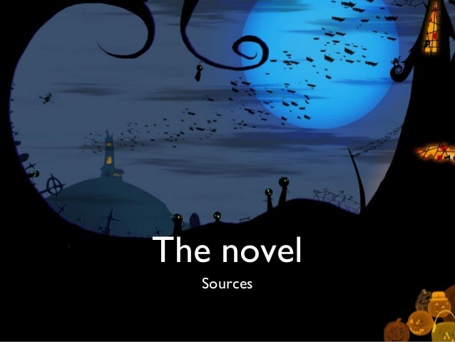 The novel Sources
