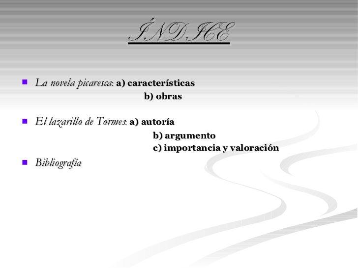 Novela picaresca -lazarillo_de_tormes[1][1][1][1][1] Slide 2